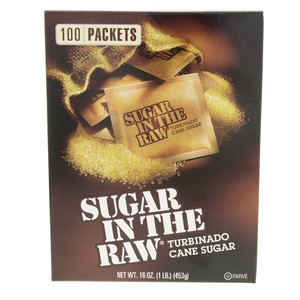 Sugar In The Raw Turbinado Cane Sugar 453 Gm