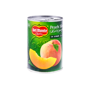 Delmonte Peach Slices in Syrup 420g