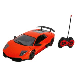 Lamborghini Remote Control Car 1:8 Scale 206B (1560024) Assorted Colors