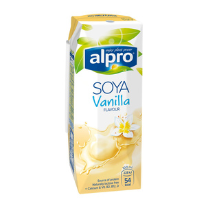 Alpro Vanilla Soya Milk 250ml