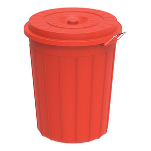 Cosmoplast Drum Bucket 70Ltr Assorted Color