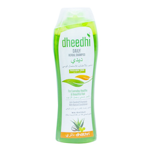 Dhathri Dheedhi Daily Herbal Shampoo 100ml