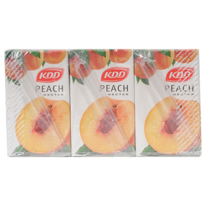 KDD Peach Nectar 250ml