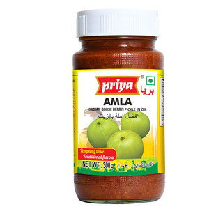 Priya Amla Pickle In Oil 300g