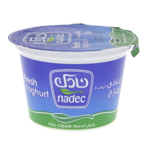 Nadec Fresh Yoghurt Full Fat 170g