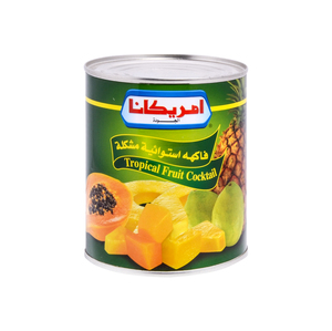 Americana Tropical Fruit Cocktail 850g