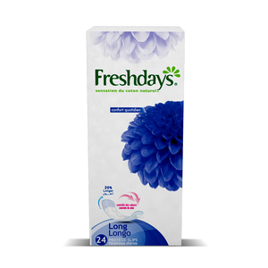 Freshdays Daily Liners Long 24pcs