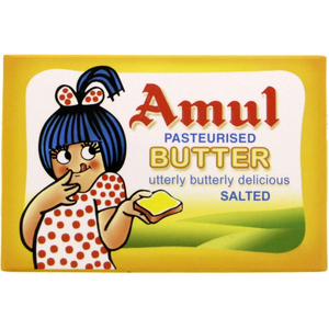 Amul Pasteurised Butter 100g