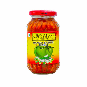 Mother's Recipe Mango And Chilli Pickle 300g