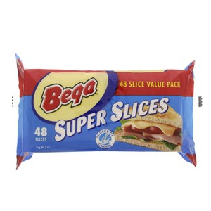 Bega Processed Cheese Slices 1kg