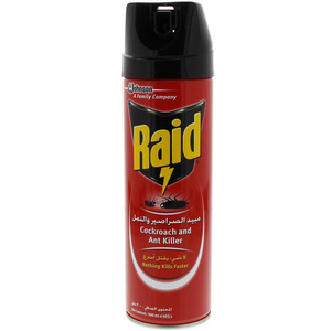 Raid Cockroach And Ant Killer 300Ml