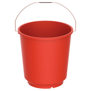 Cosmoplast Bucket EX-70 17Litre Assorted Color 1pc