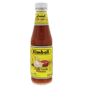Kimball Chilli Garlic Sauce 325g