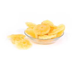 Dried Pineapple Rings 300g Approximate Weight
