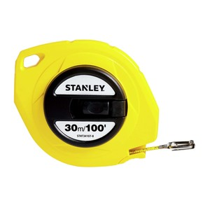 Stanley Steel Long Measuring Tape 0-34107-8 30mtr