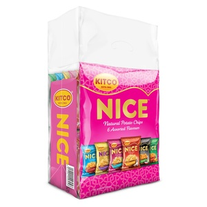 Kitco Nice Assorted Mix Potato Chips 19 x 18g
