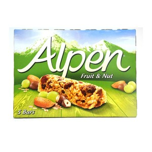 Alpen Fruit & Nuts Bar 28g