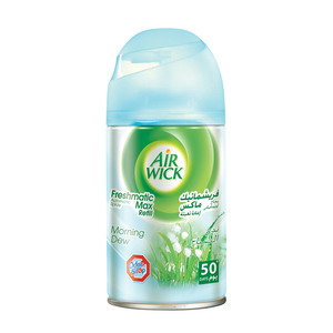 Airwick Freshmatic Odor Stop Refill Morning Dew 250ml
