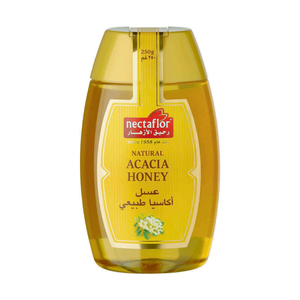 Nectaflor Natural Acacia Honey 250g