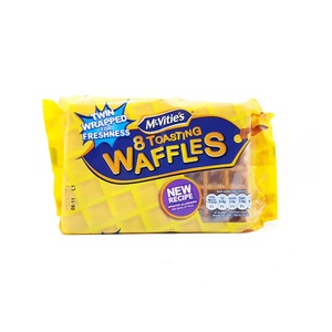Mcvities Toasting Waffles 8pcs