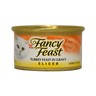Purina Fancy Feast Turkey Feast in Gravy 3oz