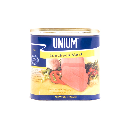 Unium Luncheon Meat Mixed 340g