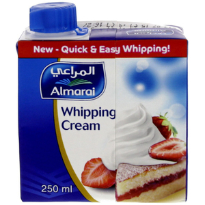 Almarai Whiping Cream 250ml