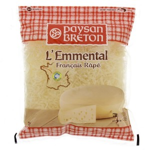 Paysan French Emmental Processed Cooked Cheese 350g