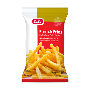 Lulu French Fries 1kg