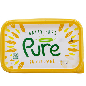 Pure Dairy Free Sunflower Oil Spread Cheese 500g
