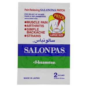 Salonpas Pain Relieving Patch 1pc