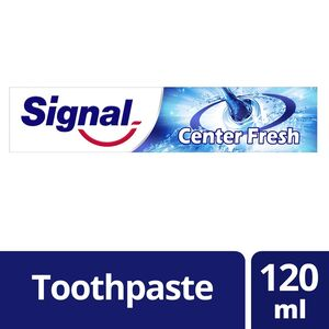 Signal Toothpaste Center Fresh Blue 120ml