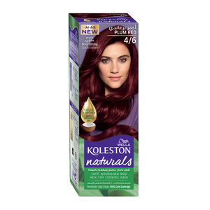 Koleston Naturals Plum Red 4/6 1pkt