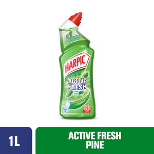 Harpic Toilet Cleaner Liquid Pine 1Litre