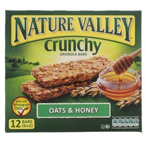 Nature Valley Oats And Honey Crunchy Granola Bar 42g