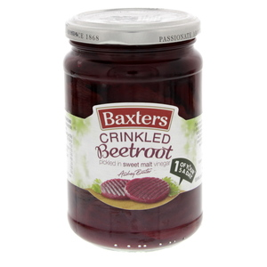 Baxters Crinkled Beetroot 340g