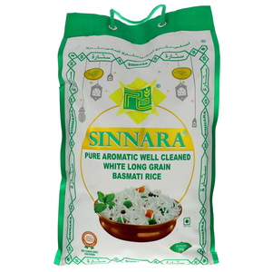 Sinnara Pure Basmati Rice 5kg