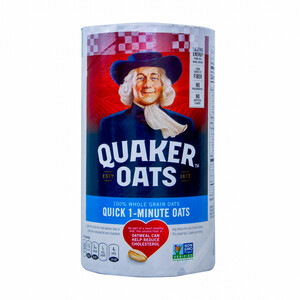 Quaker Whole Grain Oats 510g