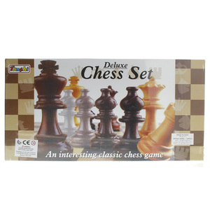 Tanshi Deluxe Chess Set