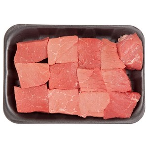 Australian Beef Steak Cubes Low Fat 500g Approx weight