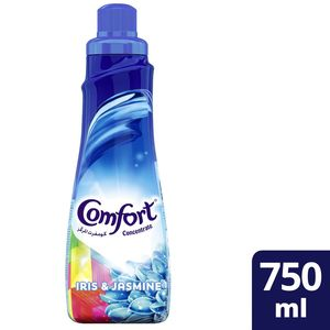 Comfort Concentrated Fabric Conditioner Iris & Jasmine 750ml