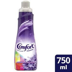 Comfort Concentrated Fabric Conditioner Lavender & Magnolia 750ml