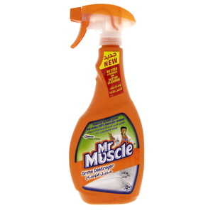 Mr Muscle Grime Destroyer 500ml