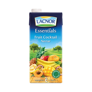 Lacnor Essentials Fruit Cocktail Nectar Juice 1Litre