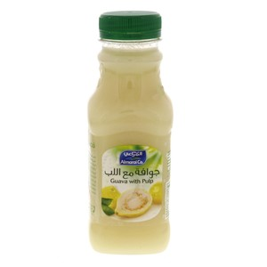 Al Marai Guava With Pulp Juice 300ml