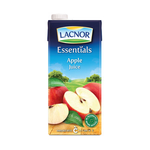 Lacnor Essentials Apple Juice 1Litre