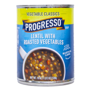 Progresso Lentil With Roasted Vegetables 538g