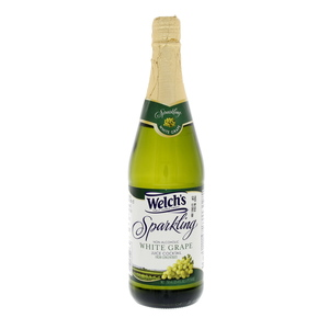 Welch'S Sparkling White Grape Juice Cocktail 750ml