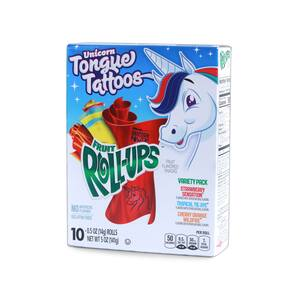 Betty Crocker Fruit Rollups 141g