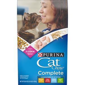 Purina Cat Chow Original Cat Food 1.42kg